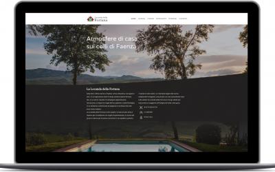 Locanda della Fortuna – Realizzazione sito