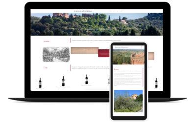 Farnetella – Realizzazione sito