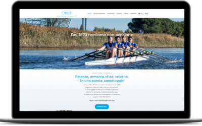 Canottieri Ravenna – Realizzazione sito