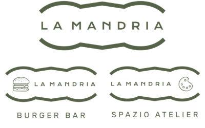 La Mandria, realizzazione logo e immagine coordinata