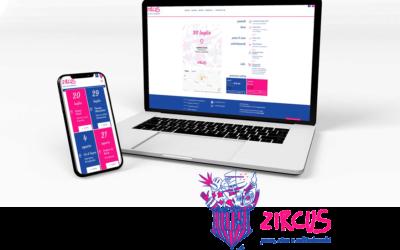 Zircus, sito e-commerce